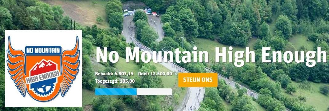 Doneren via Alpe d'HuZes